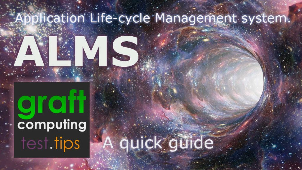 Application Life-cycle Management system
