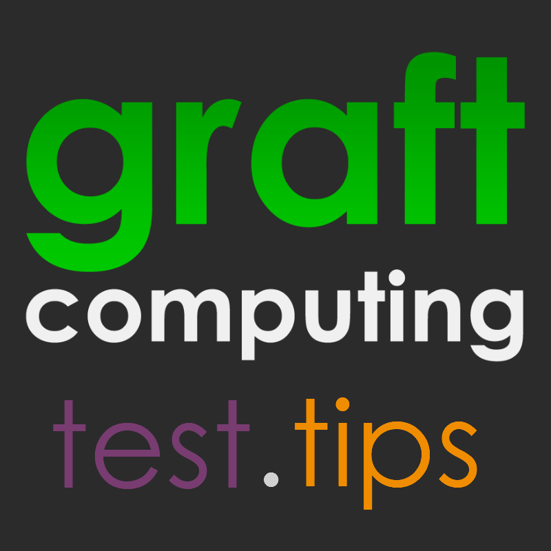 Gradft Computing Test Tips